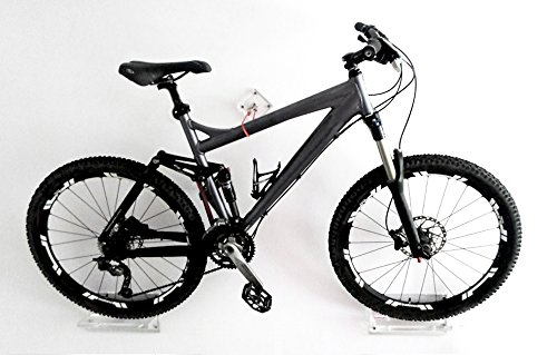 trelixx fahrrad wandhalter f r mountainbikes zur wandmontage outdoor freizeit und sport. Black Bedroom Furniture Sets. Home Design Ideas