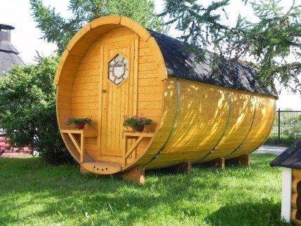 v4022v03t s maxi schlaffass gartenlaube 4 m l 2 2 m. Black Bedroom Furniture Sets. Home Design Ideas