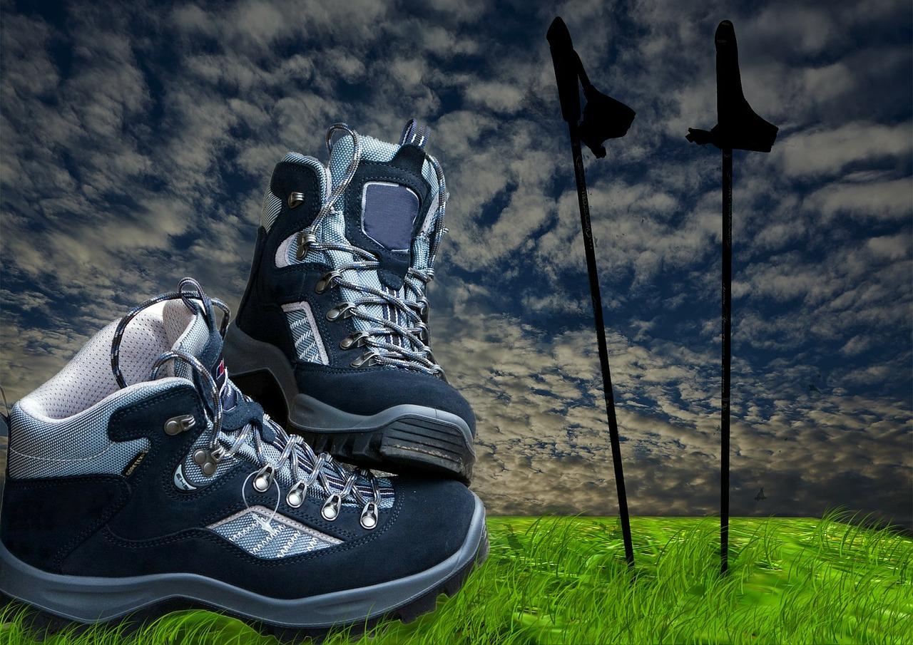 nordic walking outdoor freizeit und sport. Black Bedroom Furniture Sets. Home Design Ideas