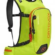 Ortovox Skirucksack Cross Rider, Happy Green, 54 x 31 x 14 cm, 20 L, 4606100003