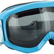 Gloryfy Skibrille GP2 Rookie Shiny Snowboardbrille unzerbrechlich hellblau