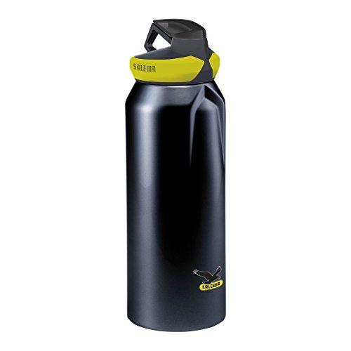 SALEWA Trinkflasche Hiker Bottle, Black, 1 Liter, 00-0000002455