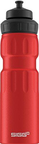 Sigg Trinkflasche WMB Sports Touch, Rot, 0.75 Liter, 8438.10