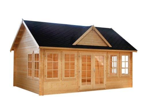 Gartenhaus Claudia ca. 550×400 cm