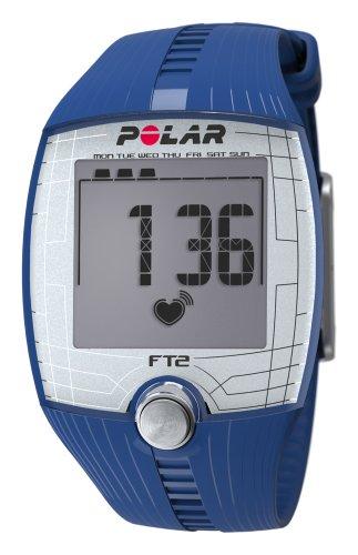 POLAR Pulsuhr FT2, Blue, 90051023