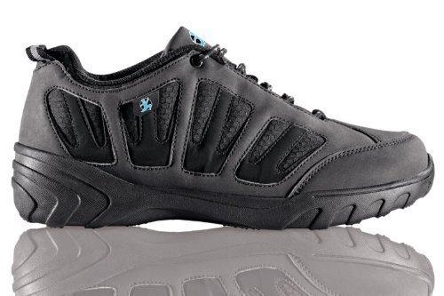 Slim Maxx Fitness Schuh Gr.40 Fitnessschuh Sportschuh Laufschuh Jogging schwarz