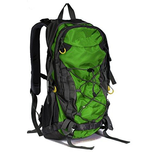 CAMTOA® 40L Wanderrucksack Trekkingrucksäcke,Outdoor Camping Backpack Sportrucksack, verschiedene Farben auswahl