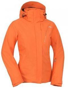 Lasse Kjus Damen Skijacke Ray Jacket orange