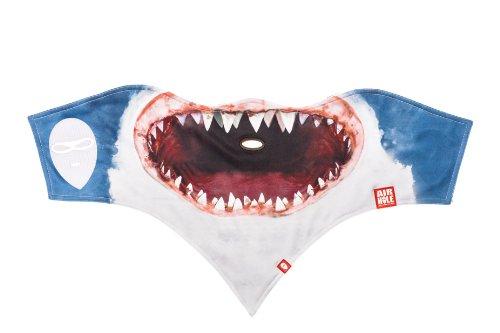 Airhole Bandana Shark uni Hai Motiv