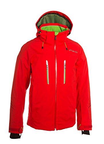 Phenix Herren Skijacke Orca Jacket rot