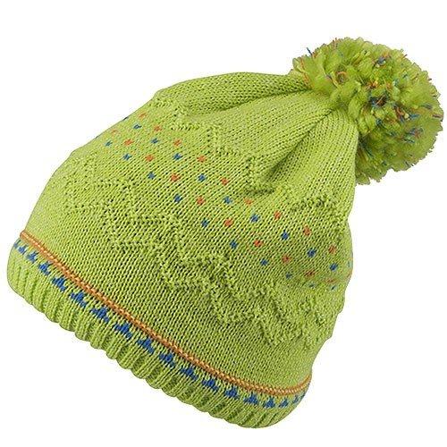 Phenix Moonlight Knit Hat Damen Skimütze yellowgreen