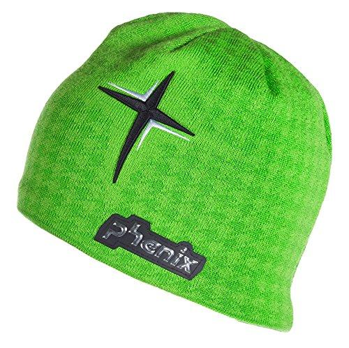 Phenix Skimütze Lyse Knit Hat grün