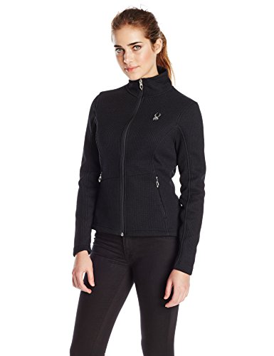 Spyder Damen Strickfleece Sweatshirt Endure Full Zip