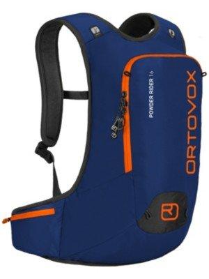 Ortovox Skirucksack Powder Rider, Strong Blue, 54 x 29 x 10 cm, 16 L, 4605100002
