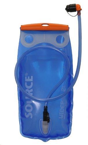 Source Wasserbehälter Widepac, Blau, 2 Liter, 2060220202