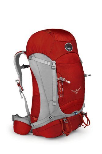Osprey Kestrel 58 – Tourenrucksack