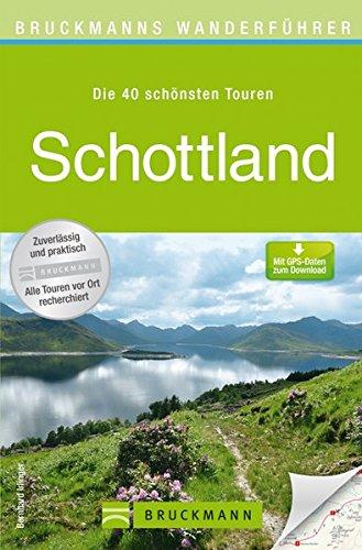 Wanderkarte Schottland 40 Touren