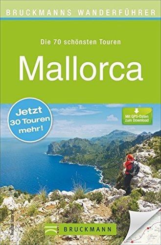 Wanderkarte Mallorca 70 Touren Wanderführer