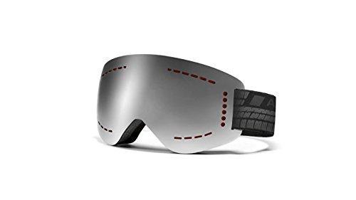 Audi Sport Skibrille & Snowboardbrille unzerbrechlich ultraleicht Gloryfy