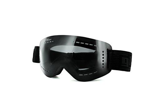 gloryfy GP3 Skibrille & Snowboardbrille unzerbrechlich schwarz beast unbreakable goggles