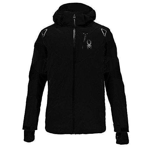 Spyder Leader Jacket Herren Skijacke schwarz