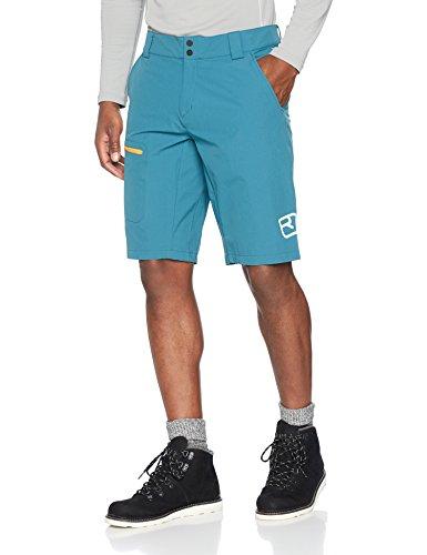 Ortovox Herren Pelmo Shorts, Mid Aqua