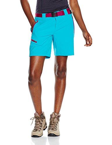 Ortovox Damen Shorts Brenta, Aqua, M, 6215300013