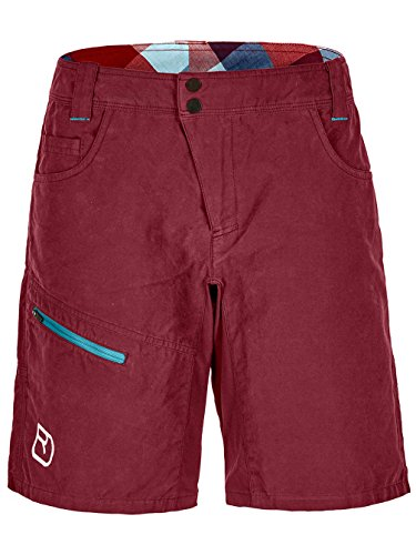 Ortovox Damen Outdoor Hose Corvara Short Outdoorhose